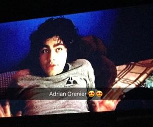 Adrian Grenier, teen, and teen movie image