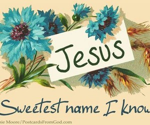 jesus, name, and sweet image