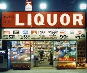 liquor, night, and photography image