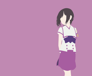 minimalistic, shinsekai yori, and from the new world image