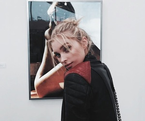 elsa hosk, art, and model image