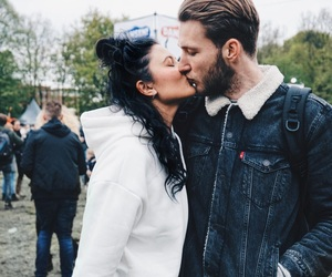 couple, festival, and nederland image