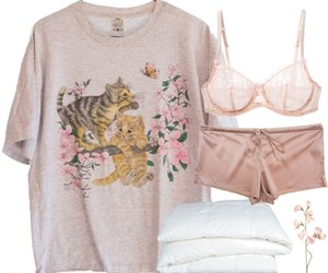 Polyvore, vintage, and cute image