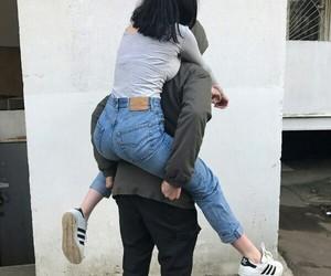 couple, tumblr, and СОХРА image