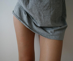 legs, skinny, and photography image