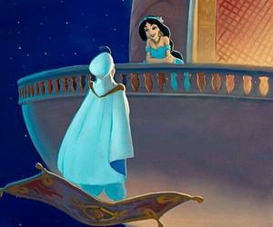 aladdin, magic, and princess jasmine image