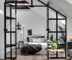 cities, home, and room decor image