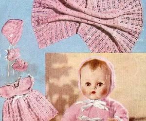 bonnet, coat, and shawl image