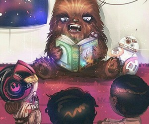 book and star wars image