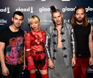 Joe Jonas and dnce image