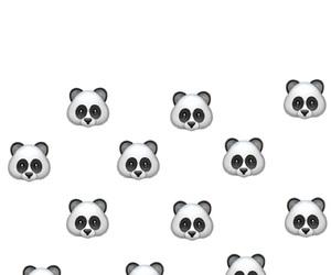 panda, iphone lock patterns, and patterns image