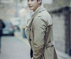 lee jong suk, actor, and model image