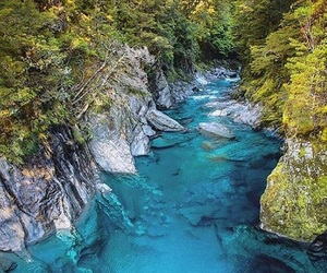 new zealand, place, and relax image