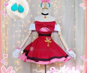 anime cosplay, pokemon xy cosplay, and cosplay gift image
