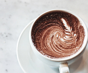 cocoa and coffee image