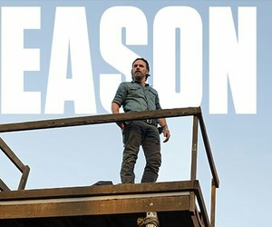 series, amc, and the walking dead image