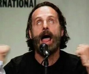 the walking dead, andrew lincoln, and series image