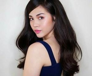 actress, beautiful, and filipina image