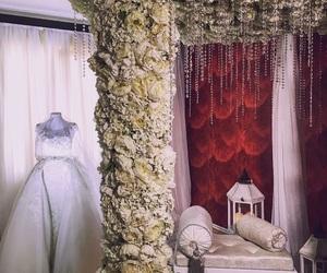beautiful day, beautiful dress, and bride image