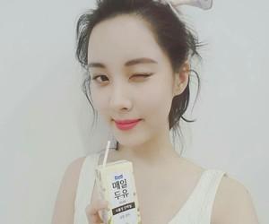 korean, girls' generation, and seohyun image