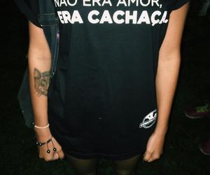 love, black, and cachaça image