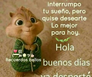 happy day, good morning, and buen dia image