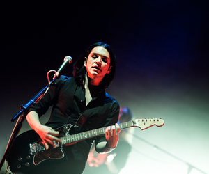 alternative, brian, and Brian Molko image
