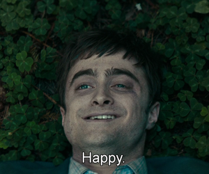 daniel radcliffe, film, and happy image