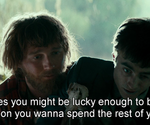 daniel radcliffe, film, and Hank image