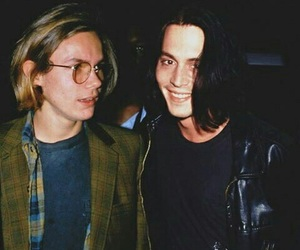 johnny depp and river phoenix image