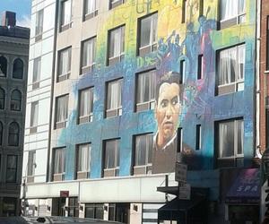 art, beautiful, and grafitti image