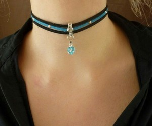 beauty, necklace, and ketting image