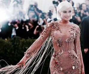 kylie jenner, fashion, and met gala image