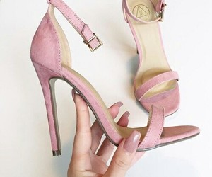 barbie, fashion, and heels image