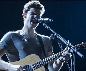 amazing, guitar, and guy image