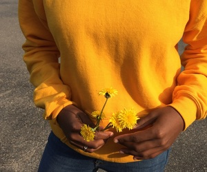 aesthetic, fashion, and flower image