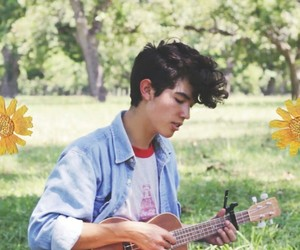 boy, indie, and music image