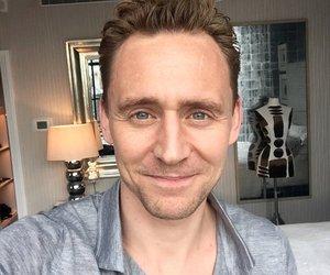 tom hiddleston, loki, and selfie image