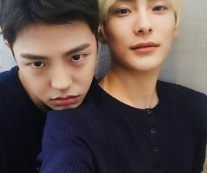 jun, donghun, and ace image