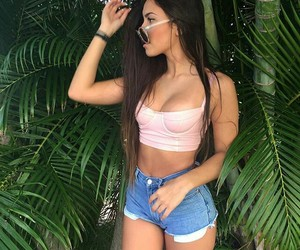 fit, jeans, and girl image