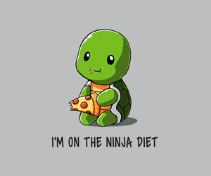 diet, pizza, and cute image