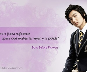 boys before flowers and Corea image