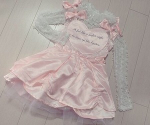 pink, cute, and Dream image