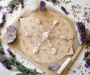 craft, crystals, and witchcraft image