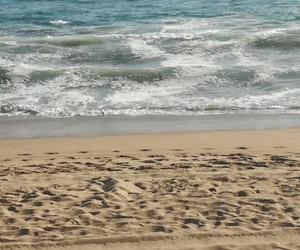beach and relax image