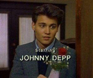 johnny depp, 90s, and grunge image