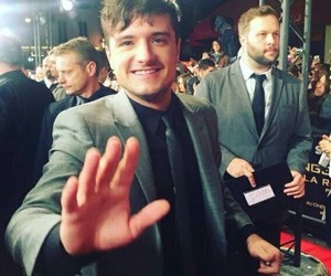 awards, red carpet, and hunger games image