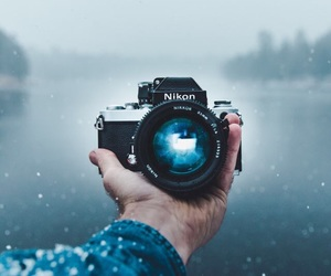 camera, landscape, and nature image