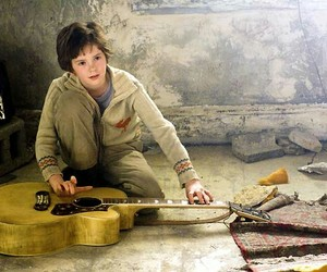 art, freddie highmore, and august rush image