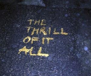 thrill, alternative, and blue image